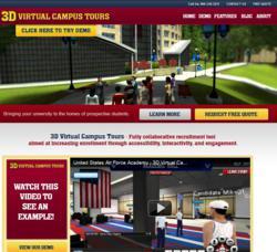3D Virtual Campus Tours