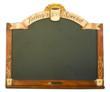 Custom chalkboard by Al Pisano for MSNBC's Morning Joe show