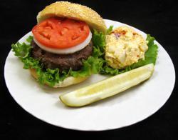 Specialty Prepared Burgers