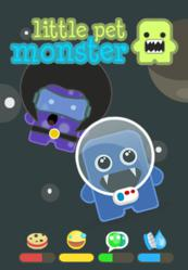 Little Pet Monster powered into outer space by Roar Engine