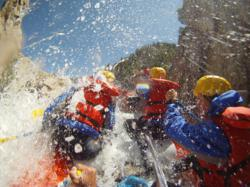 Rafting in Sun Valley Idaho