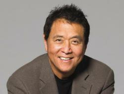Robert Kiyosaki of The Rich Dad Company, www.richdad.com