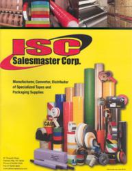 Salesmaster Adhesive Tapes Catalog Features Packaging and Specialty Tapes for Most Applications