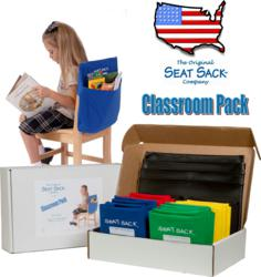 Contest with Free Classroom Storage Pockets for Back to School Items