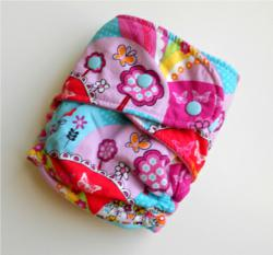 Pico Boo Baby Cloth Diapers