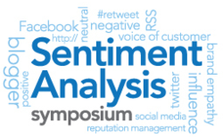 Sentiment Analysis Symposium, November 9, 2011, San Francisco