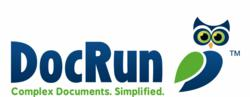 DocRun - Complex Documents, Simplified.