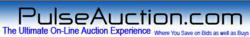 PulseAuction.com logo