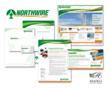 Veritas Marketing, LLC - Northwire, Inc. Corporate Branding