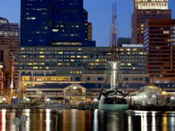 Baltimore family vacations, downtown Baltimore hotel, Inner Harbor hotel