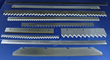 Straight Saw and Perforating Knives