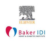 Baker IDI logo and Elsevier Australia logo