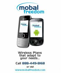 Mobal Freedom No Contract Cell Phones