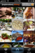 Exploration Dining Mobile concierge App with  Live Photo Stream