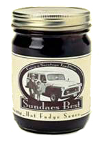 Hot Fudge Sauce from Sundaes Best