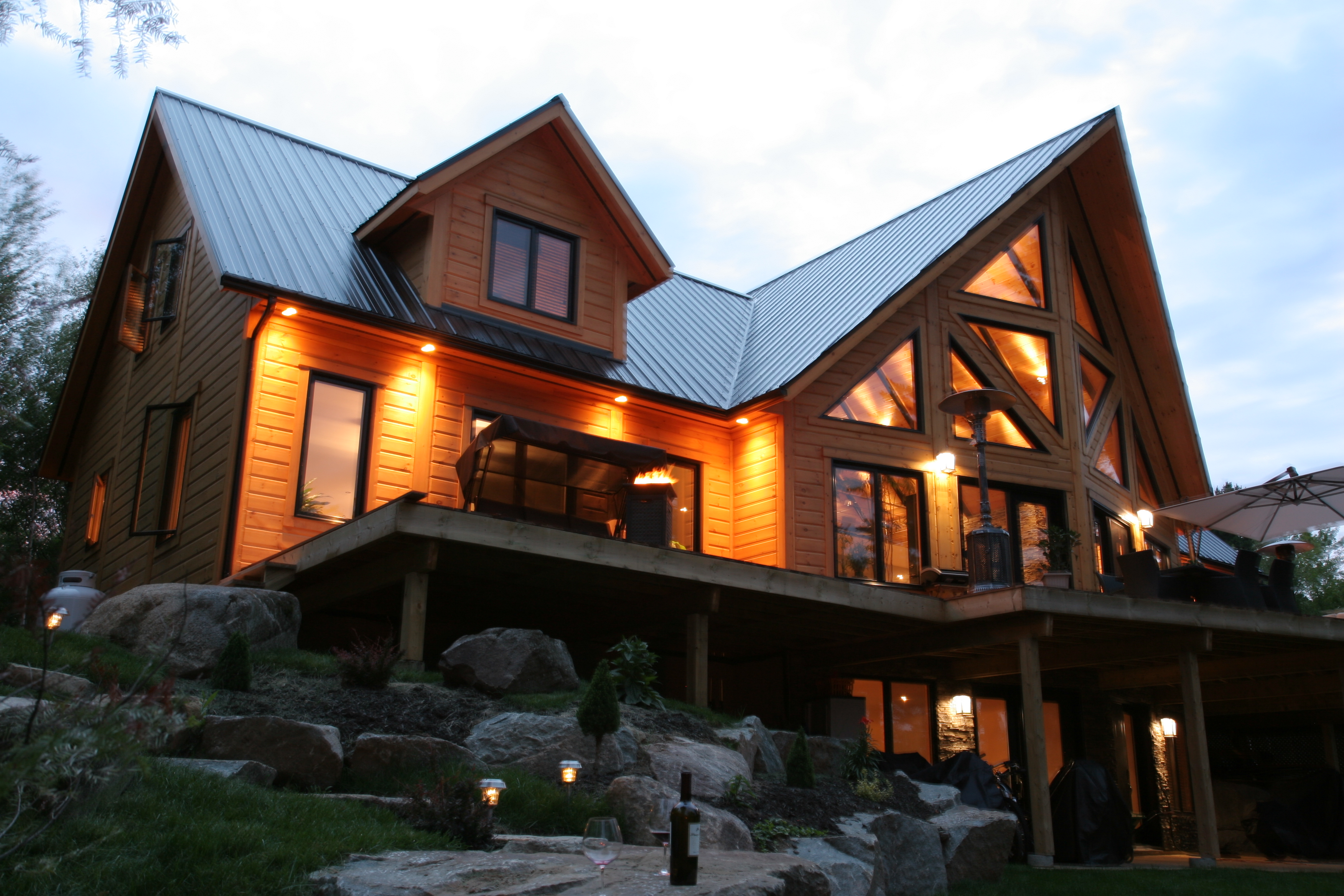 Log And Timber Home Show In Nashville Tennessee Is The