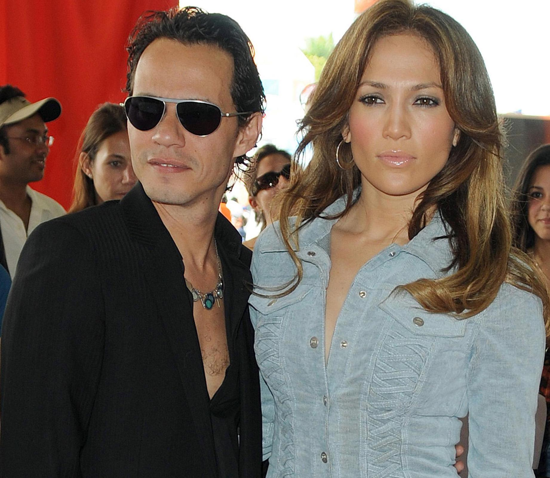 Image result for jlo and marc anthony