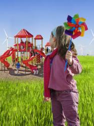 Playground Equipment Renewable Energy