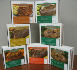 National Steak and Poultry Launches New Line of Cash and Carry Products