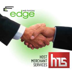 Host Merchant Services and Edge Web Hosting are now partners.