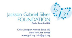 "JGSF Working to find a cure for Epidermolysis Bullosa (""EB"")"
