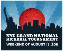 Kickball365 NYC Grand National Tournament