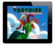 The Tortoise and the Hairpiece interactive book for iPhone on InteractBooks App