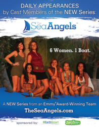 Promotional Poster v1 Web Size for The Sea Angels