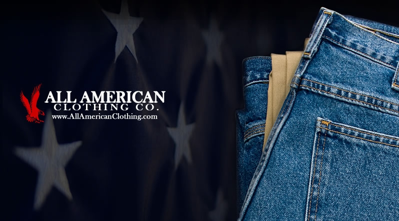 Jeans Made in USA: All American Clothing