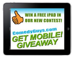 get mobile giveaway photo caption contest, comedy guys defensive driving, texas defensive driving online