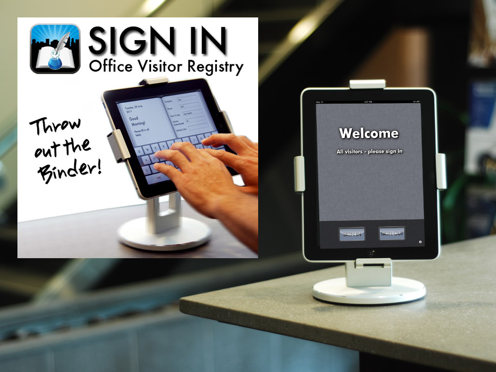 Privacy Now Possible For Your Office Visitors