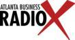 Atlanta Business RadioX Logo