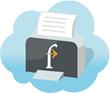 Fastcase Cloud Printing
