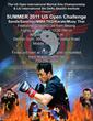US Open Martial Arts Challenge Open to Sanshou/Sanda/Muay Thai/MMA/Karate