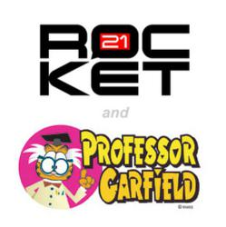 Rocket21 and Professor Garfield Collaborate to Inspire Kids