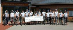 Search Laboratory Charity Coast to Coast Bike Ride 2011 for St Gemma's and St Leonard's hospices