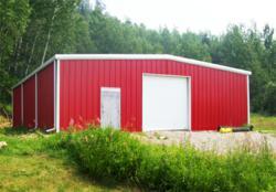 Ontario Canada Steel Building
