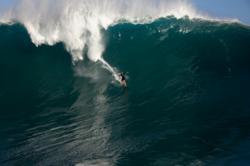 "Laird Hamilton Surfing ""Jaws"""