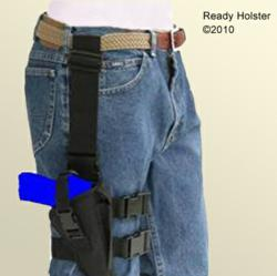 Tactical Drop Leg Thigh Holster