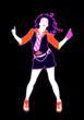 Just Dance 3 Coach Barbra Streisand