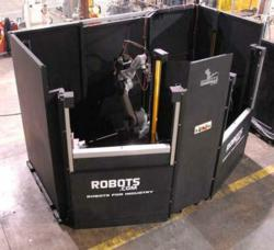 Robotic Workcell