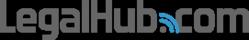 Lawyer Search // Attorney Marketing - LegalHub logo.