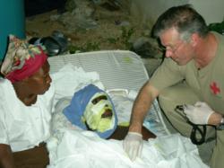Mobile Medical Disaster Relief, Haiti