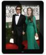 Brad Pitt and Angelina Jolie at the 68th Annual Golden Globe Awards - Arrivals - PRPhotos.com