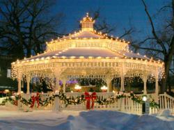 Colorado Outdoor Christmas Lighting