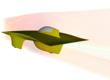 3D Streamlines Demonstrate Airflow over the University of Michigan Quantum