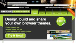 Build and Share Your Own Browser Theme