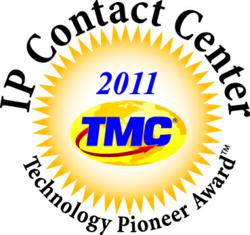 IP Contact Center Technology Pioneer Award