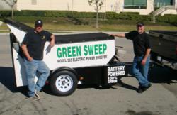 Towable Sweeper