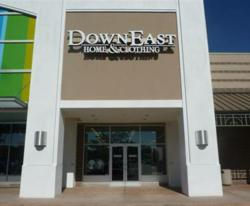 Downeast Home Clothing Opens At Jordan Landing